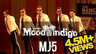 MJ5 at Mood Indigo 2015 - IIT Bombay | Dance Showcase