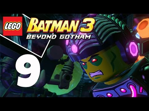 lego batman 3: beyond gotham a blue hope part 15 (xbox