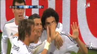 Bayern Munich vs Real Madrid 0-4 (29/04/2014) Champions League