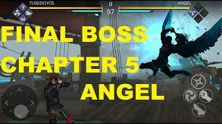 Shadow Fight 3 Angel Final Boss of Chapter 5 !