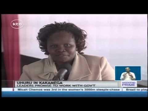 President Uhuru Kenyatta spends a night at Kakamega State Lodge 1st time since election