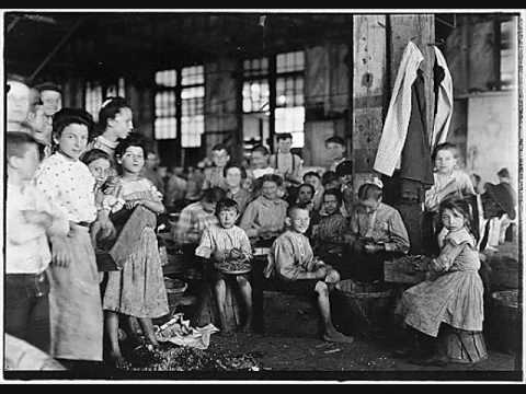Factory Conditions of the Industrial Era - YouTube