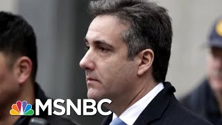 Ex-Federal Prosecutor: 'You Could Make The Case' Trump Is Witness Tampering | The Last Word | MSNBC