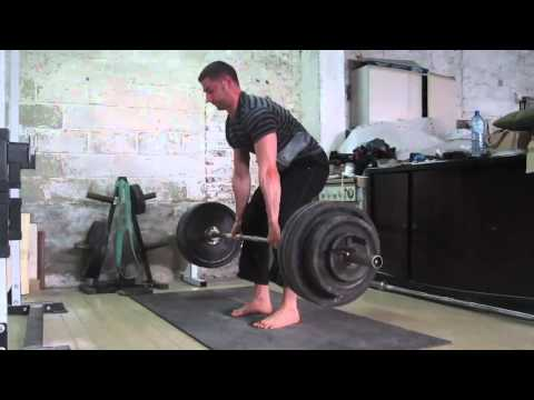 Stronglifts deadlift