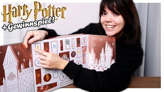 Ich teste den Harry Potter Beauty Adventskalender! (XL GEWINNSPIEL!)