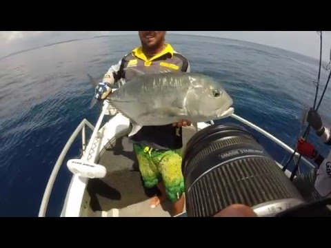 Solomon Islands GT Fishing