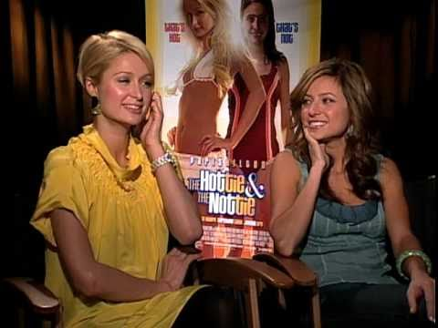 Hottie & the Nottie - Exclusive: Paris Hilton and Christine Lakin