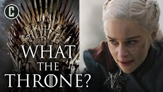 Why Daenerys' Destiny Was Always Planned & GoT Series Finale Predictions - What The Throne?