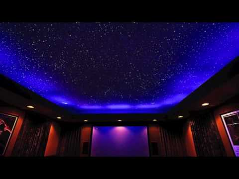 California Home Theater By Night Sky Murals Interview