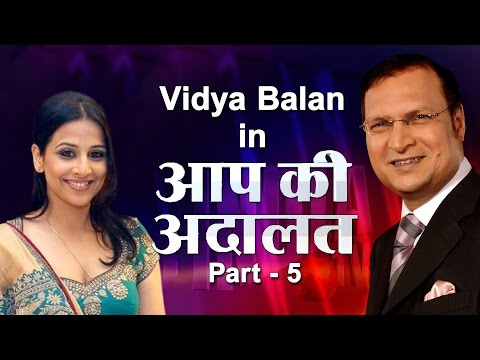 Vidya Balan ! Ishqiya movie ! part 5 Video