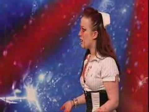 Britains got talent - Dr Gore (madness and magic)