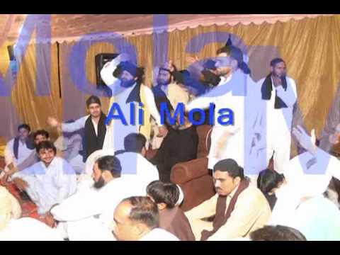 Ali Haq Da Imam Qawwali P 2 2 By Naeem Santoo In Sialkot 13 Rajab Uris-e-mola Hazrat Ali A.s (2012) video