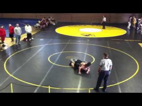 Yucca Valley High School wrestling Tournament 1-25-14