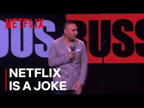 Russell Peters NOTORIOUS - Tattoo clip - Netflix (HD)