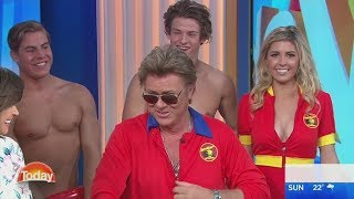 Baywatch hits big screens