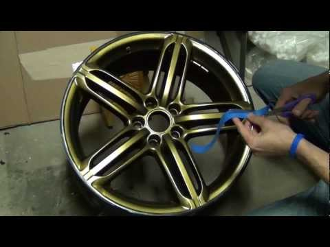 PlastiDip LAYERING Technique!  How to by DipYourCar.com