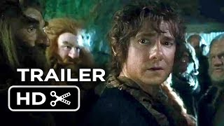 "The Hobbit: The Desolation of Smaug Extended ""Sneak Peek"" Trailer (2013) - LOTR Movie HD"