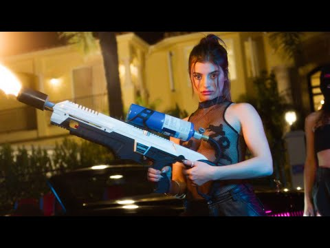 Gabriella Whited - Bad Boy (Official Music Video)