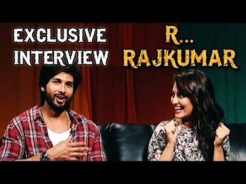 R... Rajkumar | Shahid Kapoor & Sonakshi Sinha Talk About Mat Maari, Shooting Incidents & More video