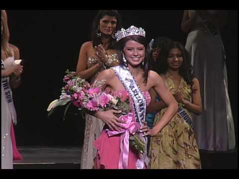 Tori Vance is crowned MISS ARIZONA TEEN USA 2010