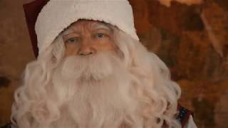 Video message from Santa Claus