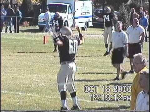 Driscoll Catholic High School Football Pre-Game Warm-Up (2003 Season)