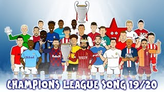 🏆CHAMPIONS LEAGUE 19/20 - THE SONG🏆 (442oons Preview Intro Theme Parody)