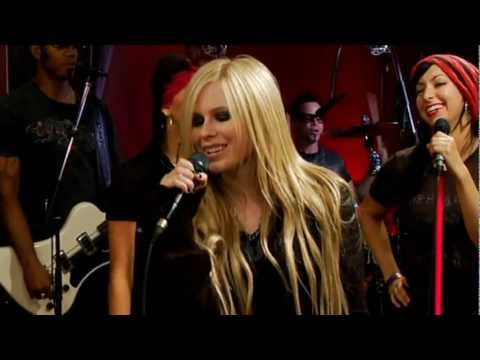 Avril Lavigne - Live at the Orange Lounge 2007 - HD