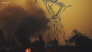 What we know about power lines, PG&E and the Camp Fire