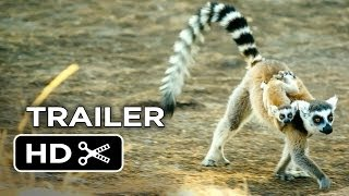 Island of Lemurs: Madagascar TRAILER 1 (2014) - Nature Documentary HD