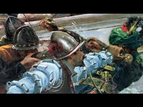 Battle of Lepanto 1571 Map Battle of Lepanto 1571 What