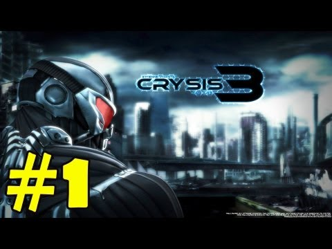 Crysis 3 Walkthrough Part 1 Gameplay Review Lets Play [HD] PC/PS3/XBOX360 NukemDukem