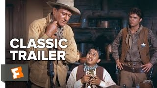 Rio Bravo (1959) - Official Trailer