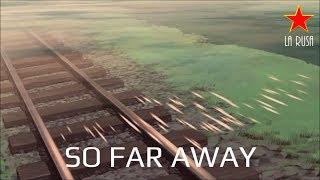 [Animated Video] Martin Garrix & David Guetta - So Far Away (feat. Jamie Scott & Romy Dya)