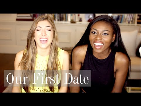 OUR FIRST DATE! ft Amelia Liana
