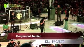 Menjemput Impian Kla Project Live