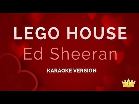 Ed Sheeran - Lego House (Karaoke Version)