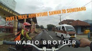 download lagu Trail Adventure Sawah 70 Situraja Sumedang #1 Mario Brother gratis