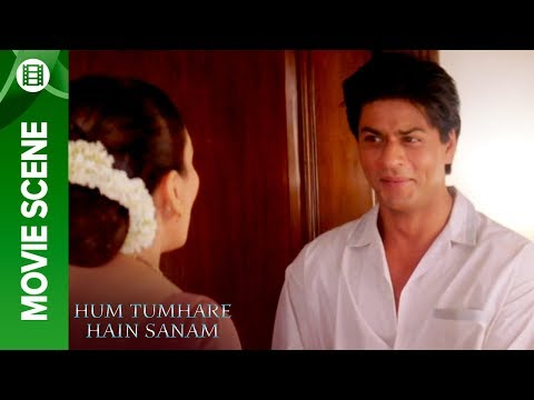 Madhuri Srk In Bedroom Scene - Hum Tumhare Hain Sanam video