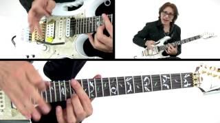 download lagu Steve Vai Guitar Lesson - For The Love Of gratis