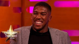 Anthony Joshua's KNOCKOUT Moments on The Graham Norton Show
