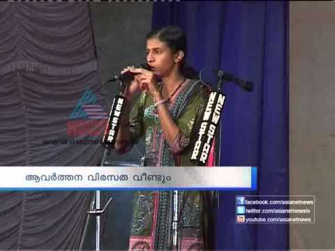 Repeating Patterns Of Mimicry: Kerala School Kalolsavam 2013 video