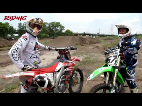 HD MX Training by Riding Magazine