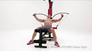Best Home Gym 2017 Review - Best Workout Machines for Home Weight Training