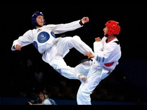 Best Taekwondo Knockouts KO Image 1