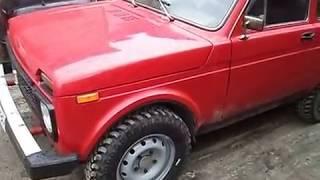 Нива дизель VW -1,9 SDI \ часть 1.