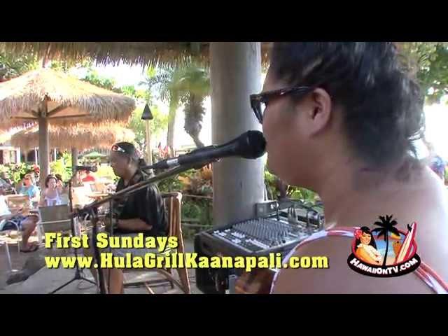 Hula Grill First Sundays - Kaanapali Maui, Hawaii