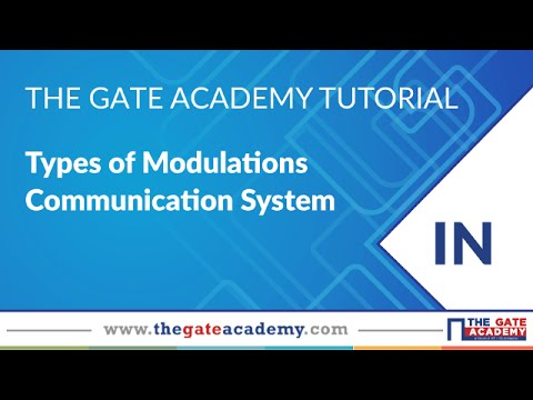 Analog communication - Interactive Online Classroom Training by THE GATE ACADEMY