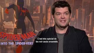 Un Spider-Man hors de l'ordinaire!   Entrevue avec Phil Lord et Christopher Miller