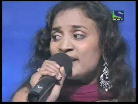 X Factor India - Sahitis tries best with Sunta Hai Mera Khuda...